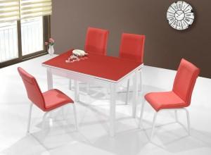 "Трапезна маса + 4 стола ""Raise I"""